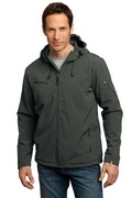 Port Authority - Textured Hooded Soft Shell Jacket