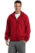 Sport-Tek - Hooded Raglan Jacket