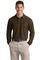 Port Authority - Long Sleeve Silk Touch Polo