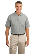 Port Authority - Silk Touch Polo with Pocket