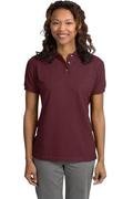 Port Authority - Ladies Pique Knit Polo