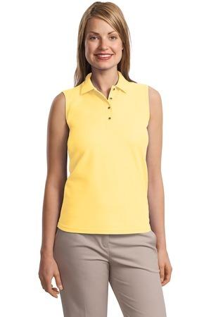 Port Authority - Ladies Silk Touch Sleeveless Polo