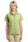 Port Authority - Ladies Patterned Easy Care Camp Shirt