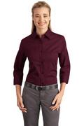 Port Authority - Ladies 3/4-Sleeve Easy Care Shirt