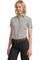 Port Authority - Ladies Short Sleeve Value Poplin Shirt