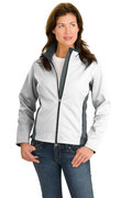 Port Authority - Ladies Two-Tone Soft Shell Jacket