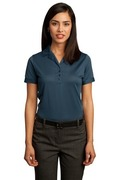 Red House - Ladies Contrast Stitch Performance Pique Polo -