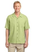 Port Authority - Patterned Easy Care Camp Shirt