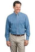 Port Authority - Long Sleeve Denim Shirt