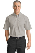 Port Authority - Short Sleeve Value Poplin Shirt