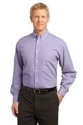 Port Authority - Plaid Pattern Easy Care Shirt