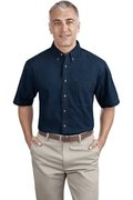 Port & Company - Short Sleeve Value Denim Shirt
