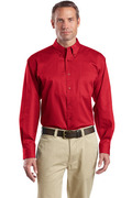 CornerStone - Long Sleeve SuperPro Twill Shirt