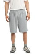 Sport-Tek - Jersey Knit Short with Pockets