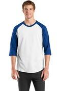Sport-Tek - Colorblock Raglan Jersey