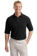 Port Authority - Tall Pique Knit Polo