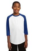 Sport-Tek - Youth PosiCharge Baseball Jersey