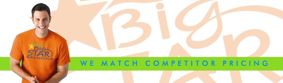 We Match Competitors Prices