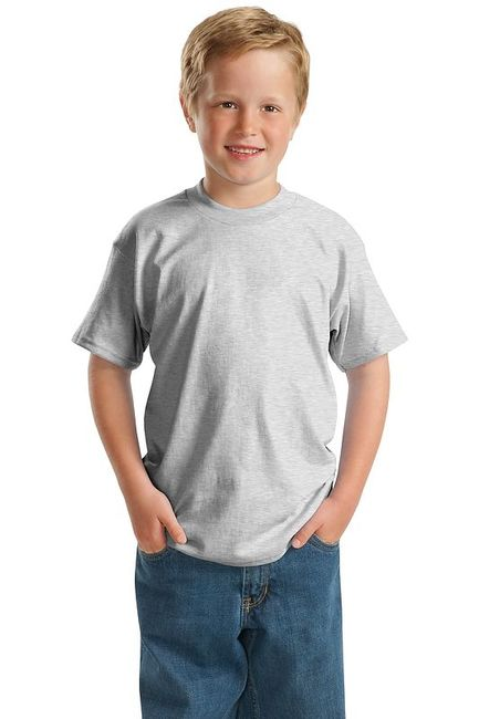 Hanes - Youth ComfortBlend 50/50 Cotton/Poly T-Shirt