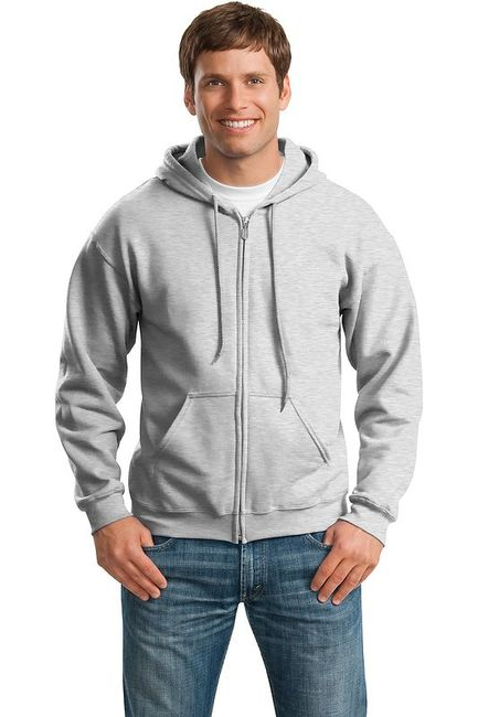 Gildan - Heavy Blend Full-Zip Hooded Sweatshirt