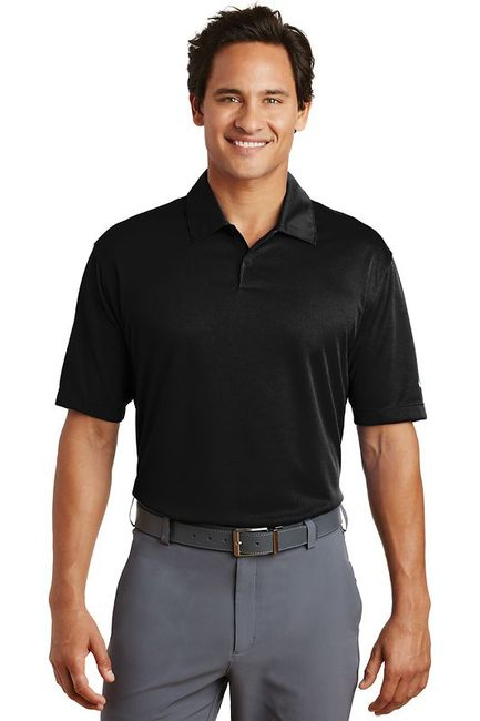 Nike Golf - Dri-FIT Pebble Texture Polo