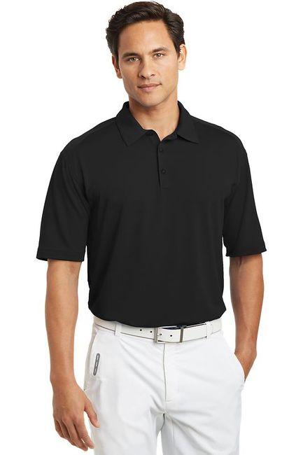 Nike Golf - Dri-FIT Mini Texture Polo -