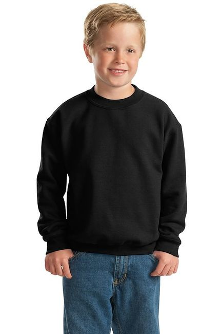 Gildan - Youth Heavy Blend Crewneck Sweatshirt
