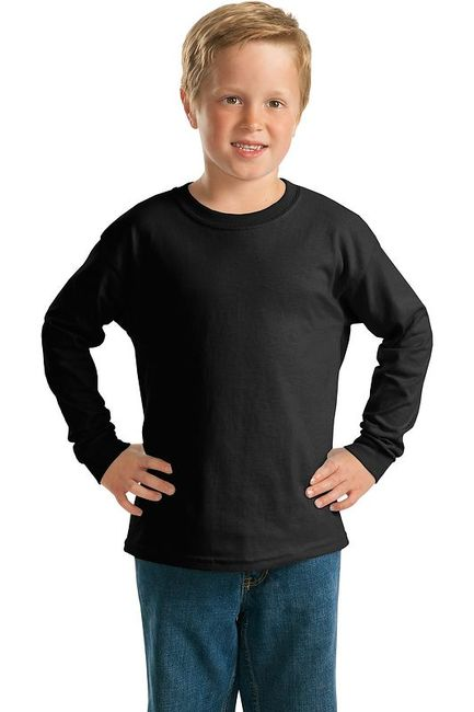 Gildan - Youth Ultra Cotton Long Sleeve T-Shirt