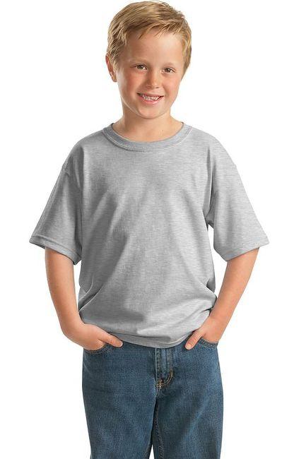 Gildan - Youth  Heavy Cotton 100% Cotton T-Shirt