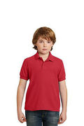 Gildan Youth DryBlend 6.3-Ounce Double Pique Sport Shirt