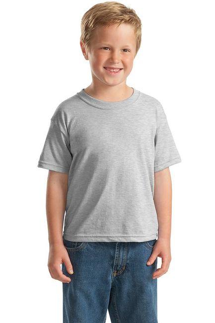Gildan - Youth DryBlend 50 Cotton/50 DryBlendPoly T-Shirt