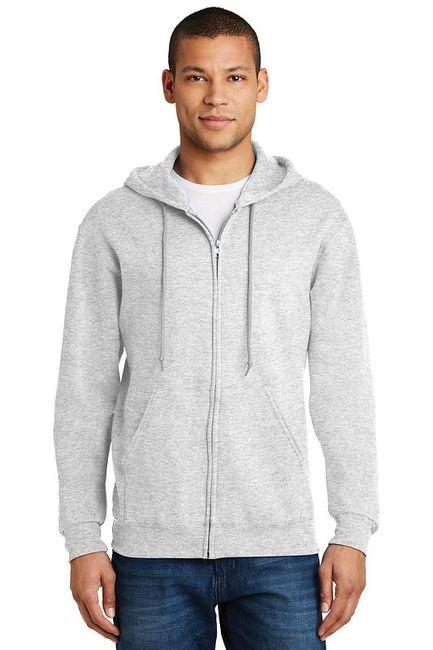 JERZEES - NuBlend Full-Zip Hooded Sweatshirt