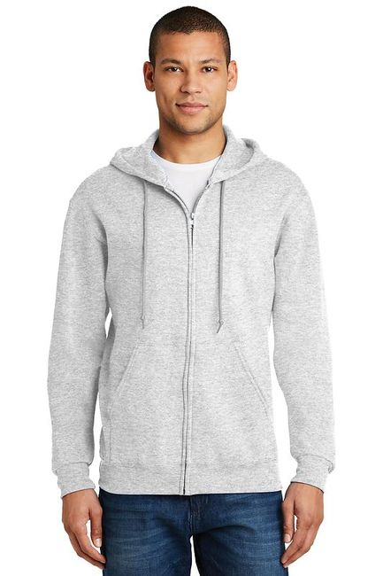 JERZEES - NuBlend Full-Zip Hooded Sweatshirt