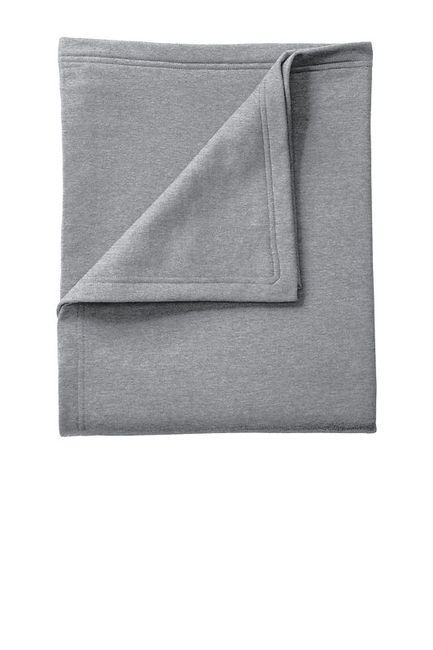 Port & Company Core Fleece Sweatshirt Blanket