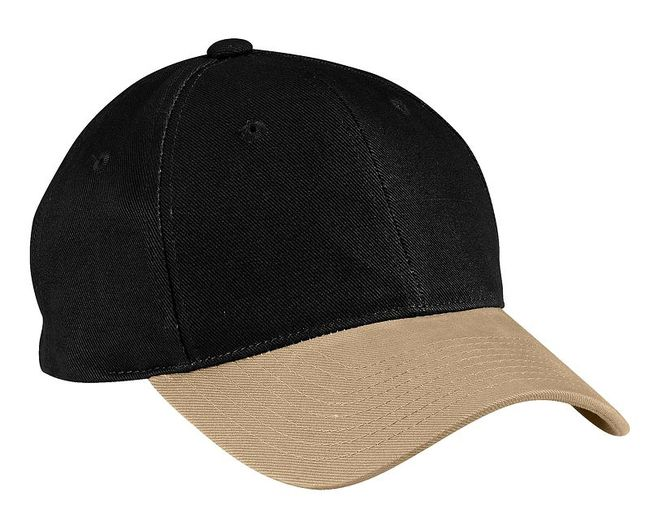 Port Authority - Two-Tone Brushed Twill Cap