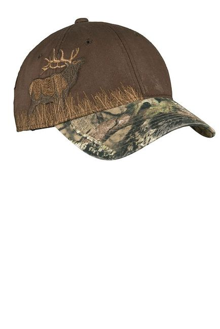 Port Authority - Embroidered Camouflage Cap
