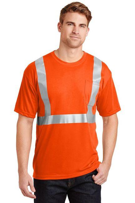 CornerStone - ANSI Class 2 Safety T-Shirt