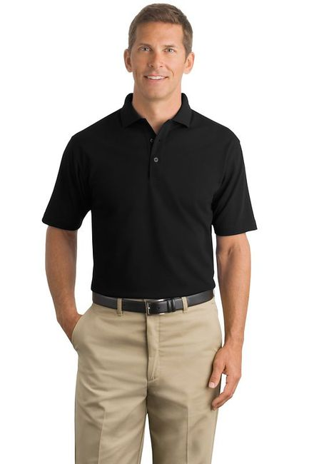 CornerStone - Industrial Pocketless Pique Polo