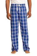 District - Young Mens Flannel Plaid Pant