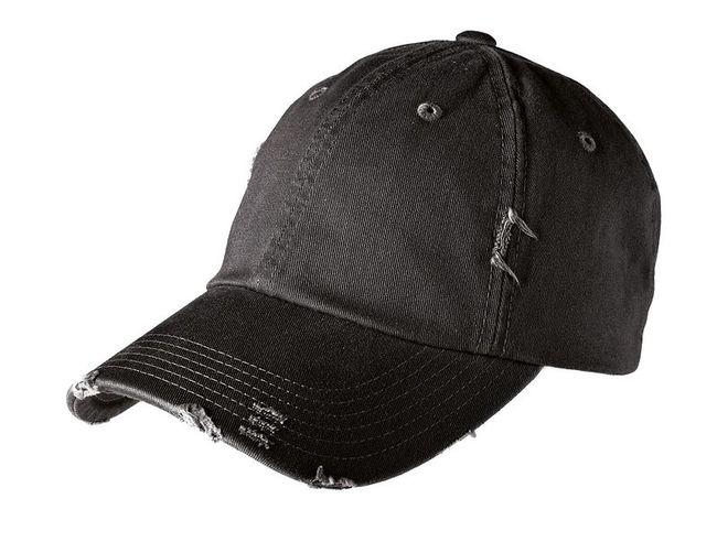 District - Distressed Cap