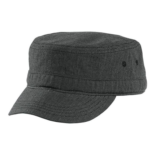 District - Houndstooth Military Hat