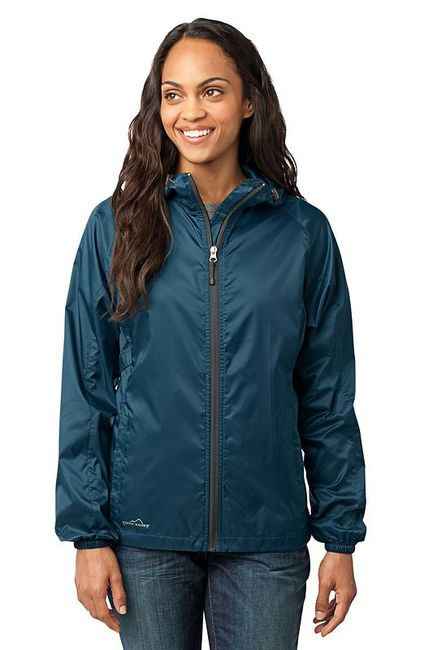 Eddie Bauer - Ladies Packable Wind Jacket