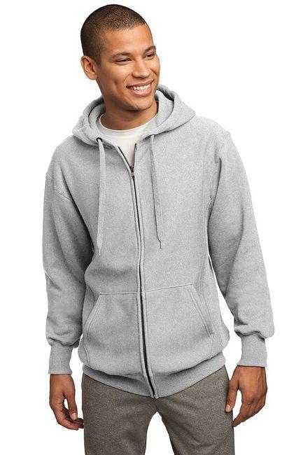 Sport-Tek - Super Heavyweight Full-Zip Hooded Sweatshirt