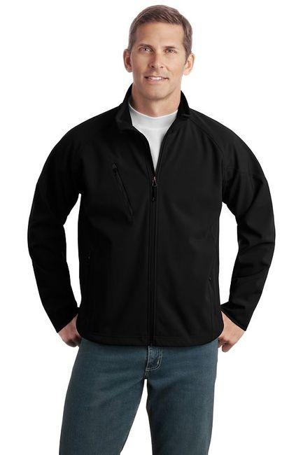 Port Authority - Textured Soft Shell Jacket