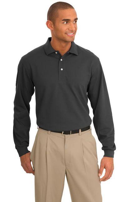 Port Authority - Rapid Dry Long Sleeve Polo