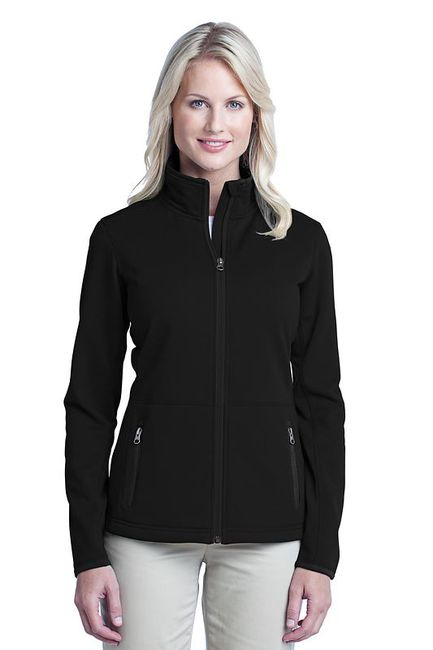 Port Authority - Ladies Pique Fleece Jacket