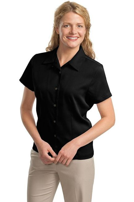 Port Authority - Ladies Easy Care Camp Shirt