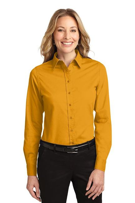 Port Authority - Ladies Long Sleeve Easy Care Shirt