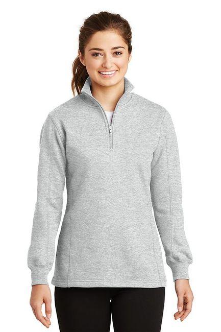 Sport-Tek - Ladies 1/4-Zip Sweatshirt