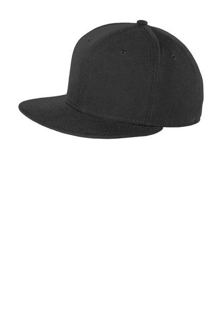New Era Original Fit Flat Bill Snapback Cap